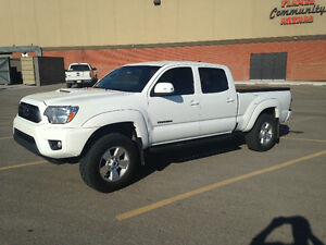 2014 Toyota Tacoma TRD Double Cab Pickup Truck