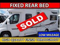 Autocruise Startrail *** SOLD *** MANUAL 2011/11