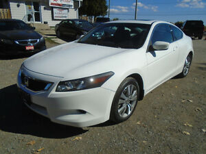 2008 Honda Accord EX-L NO ACCIDENTS Coupe