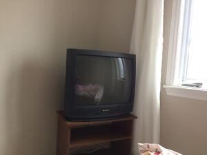 Free TV set
