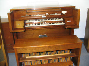 New or used Church organs for sale or rent!