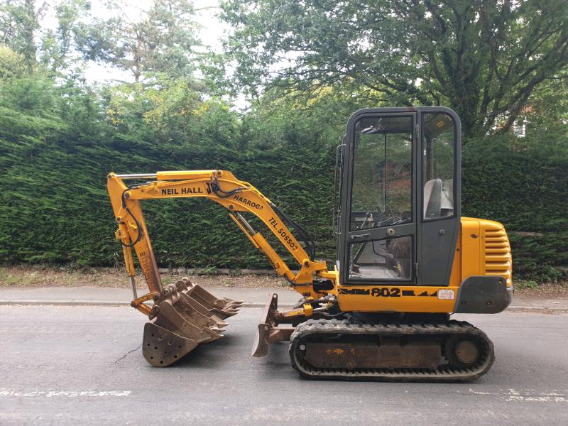Jcb 802 4 digger mini digger | in Ashford, Kent | Gumtree