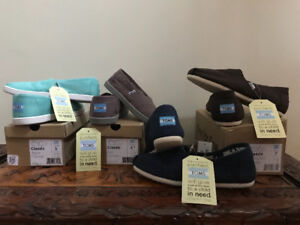 e4099a645a4 TOMS shoes brand new! Never worn!