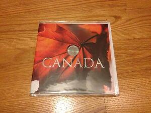 Ensemble de monnaie Ô Canada 2011