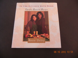 Eight (8) Cook books (reduced to $10.) West Island Greater Montréal image 6