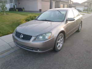 2005 NISSAN ALTIMA 2.5S EXTRA