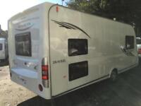☆ 2012 ELDDIS RAMBLER 18/6 ☆ TOURING CARAVAN ☆ 4 5 6 BERTH TRIPLE BUNKS ☆