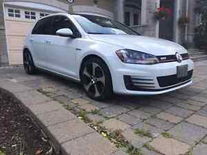 2015 Volkswagen Gti 6 Speed Manual