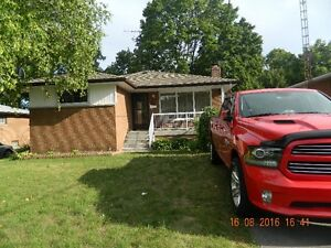 Bowmanville 3 Bedroom Home