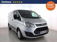 2014 FORD TRANSIT CUSTOM 2.2 TDCi 125ps Low Roof 290 L1 FWD Trend