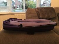 Quinny foldable carrycot