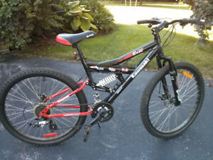 KAWASAKI MOUNTAIN BIKE FOR SALE OR SWAP