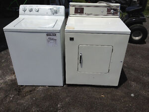 Washer Dryer set needing a new home