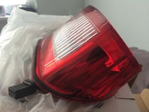 Harley Davidson Tail Light Red