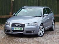 Audi A3 2.0T FSI Sportback 2006MY T Sport