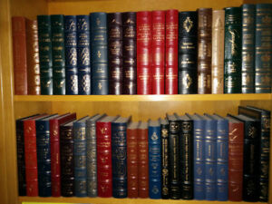 Easton Press - Library of the Presidents - Leather bound -MINT