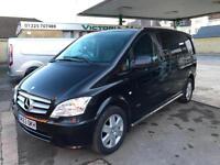 2013 MERCEDES BENZ VITO 116 CDI DUALINER 116 CDI Auto SPORT SWB