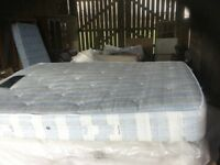 "A 4'-6"" Wide, Deep, Clean, and comfortable double, Mattress"