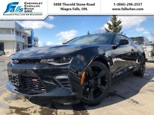 2018 Chevrolet Camaro SS  2SS,LEATHER,NAV,6.2L,HEADS UP DISPLAY