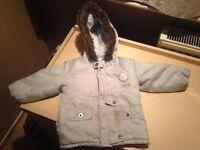 FREE 18-24 months boys coats