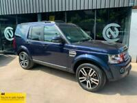 2014 Land Rover Discovery 3.0 SDV6 HSE Luxury 5dr Auto ESTATE Diesel Automatic