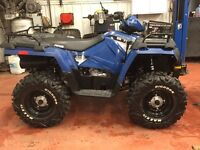 RARE blue 2015 Polaris 570 sportsman
