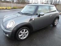2010 Mini 1.4 automatic One Graphite petrol full service history low miles mint
