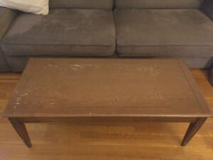 Ancient Coffee Table