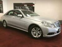 2010 Mercedes-Benz E Class E200 CDI BlueEFFICIENCY SE 4dr SALOON Diesel Manual