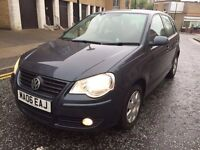 2006 VOLKSWAGEN POLO S 64 1.2 *** ONLY £2100 ***