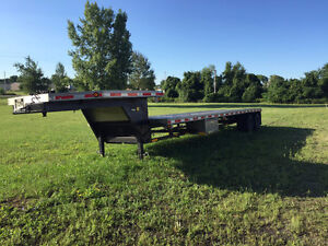 34' Step Deck Trailer