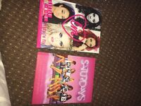 LITTLE MIX AND THE SATURDAYS BOOKS £3