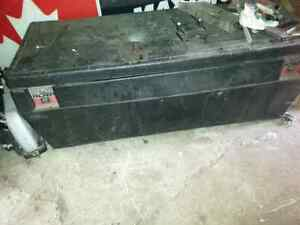 Tool box for truck