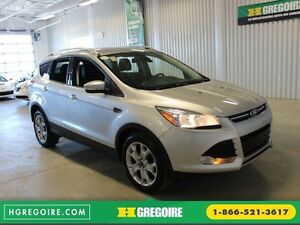 2015 Ford Escape Titanium Awd 2.0L Cuir Bluetooth