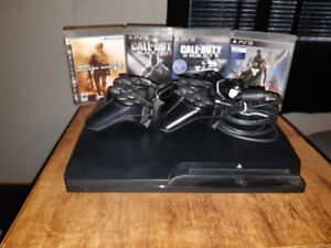PS3 and Games.