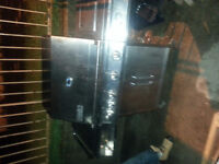 bbq stainless 300$ housse gratuite a lachat
