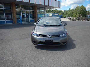 2007 Honda Civic EX Coupe (2 door) - Auto