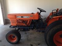 Kubota L235 tractor for sale