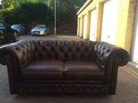 Thomas Lloyd two seater Chesterfield sofa free London delivery