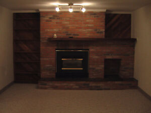 Great Value! First Month 1/2 Price Basement Suite