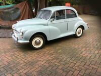 1959 Morris Minor Petrol Manual