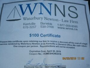 WATERBURY NEWTON-LAW FIRM CERTIFICATE
