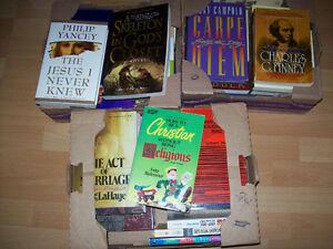 BOOKS  --  CHRISTIAN