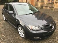 06 MAZDA 3 sport 2.0, 6 speed with FULL SERVICE HISTORY
