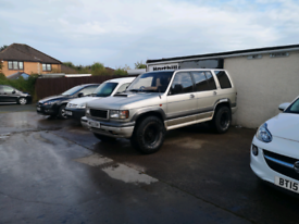 Used Isuzu TROOPER [Car-fuel-type] Cars for Sale | Gumtree