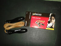 Leather Jump Rope- Never Used