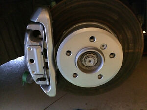 Professional Brake Caliper & Rotor/Hub Painting! $100 for a set!