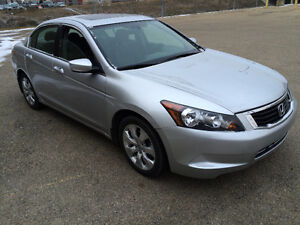 ~ 2008 HONDA ACCORD EX, 130000kms Very Clean IN & OUT  ~ Edmonton Edmonton Area image 4
