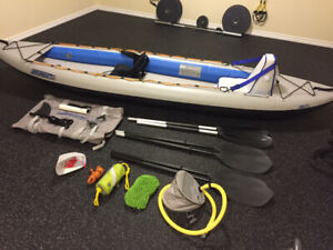 SeaEagle 385 Inflatable Dinghy/Kayak/Boat Great Condition!