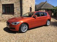 BMW 116 1.6 ( 136bhp ) Sports Hatch 2013MY i Sport